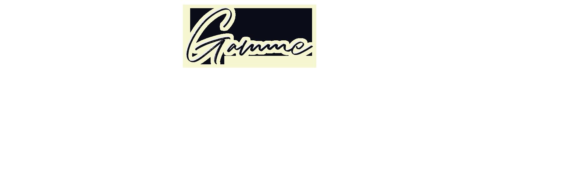 Gamme-Acrylgel